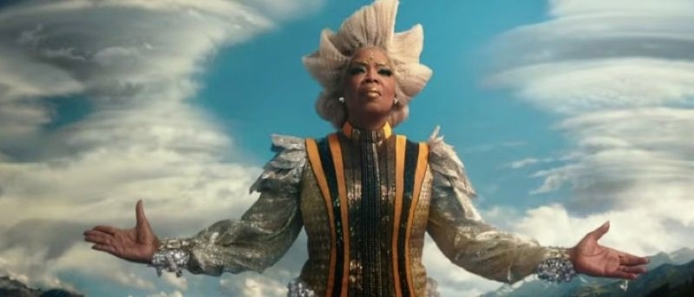 A Wrinkle in Time Trailer!