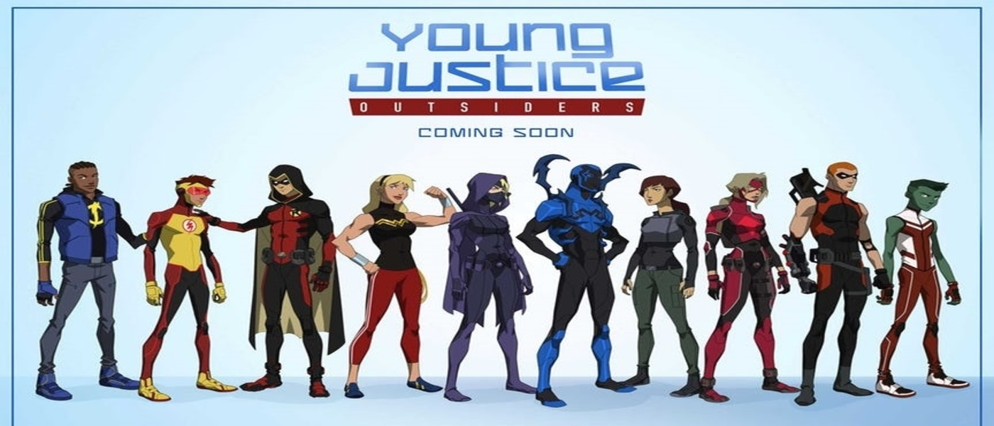 SDCC- Young Justice Outsiders has new Character Designs