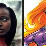 Anna Diop cast as Starfire in DC's upcoming 'Titans' series