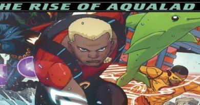 Teen Titans: Rise of Aqualad Review