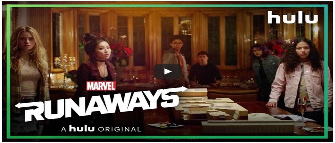 Marvel's Runaways Teaser!