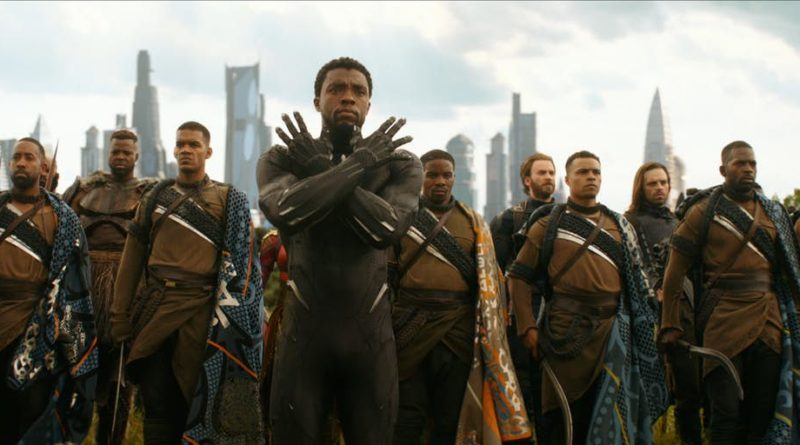 Marvel Black Panther Black Panther Avengers Infinity: Avengers: Infinity War Official Trailer