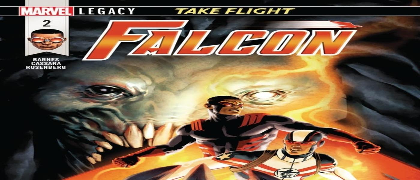 Falcon #2 Preview