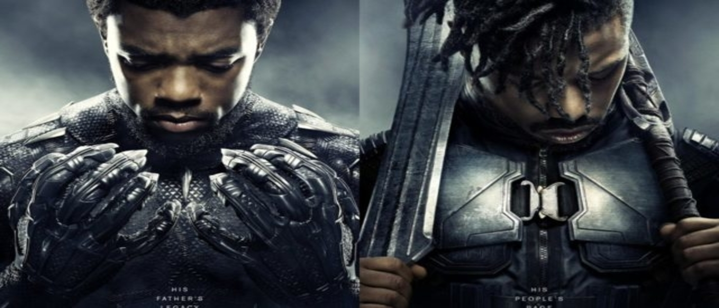 New 'Black Panther' Character Posters Are Gorgeous!