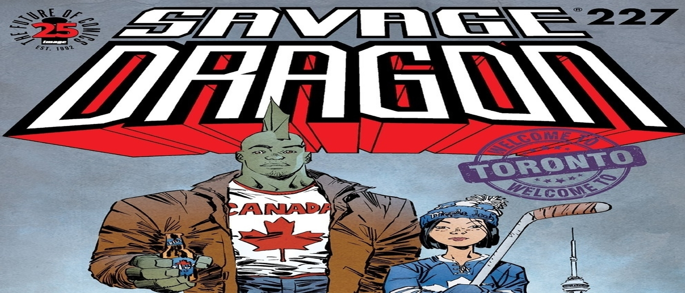 Savage Dragon #227 and Savage Dragon #228 Review