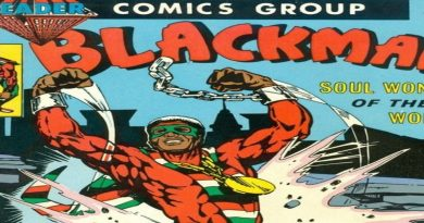 Blackman (Character)