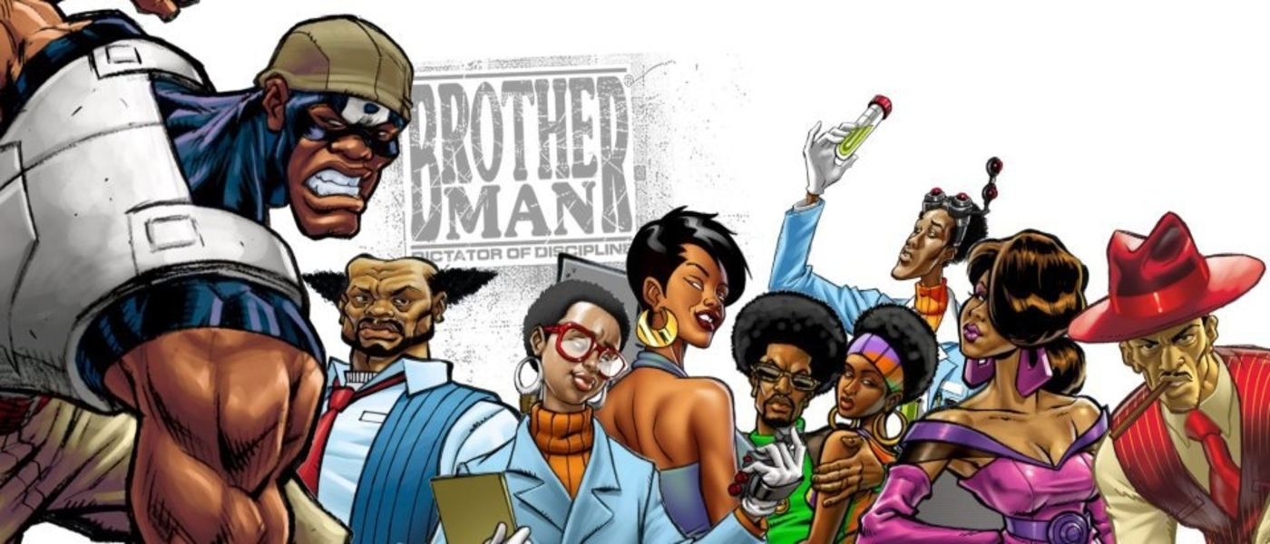Brotherman Comics: A Well Deserved Recognition