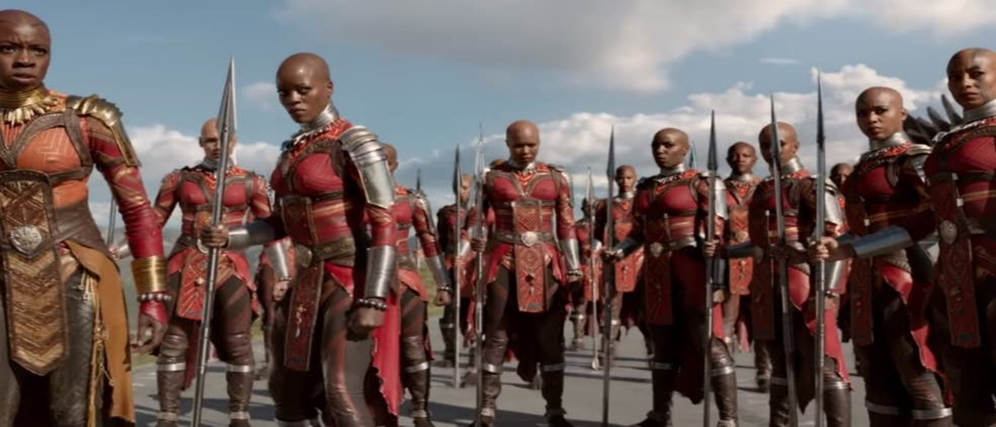 Marvel's Black Panther Introduces Warriors of Wakanda!