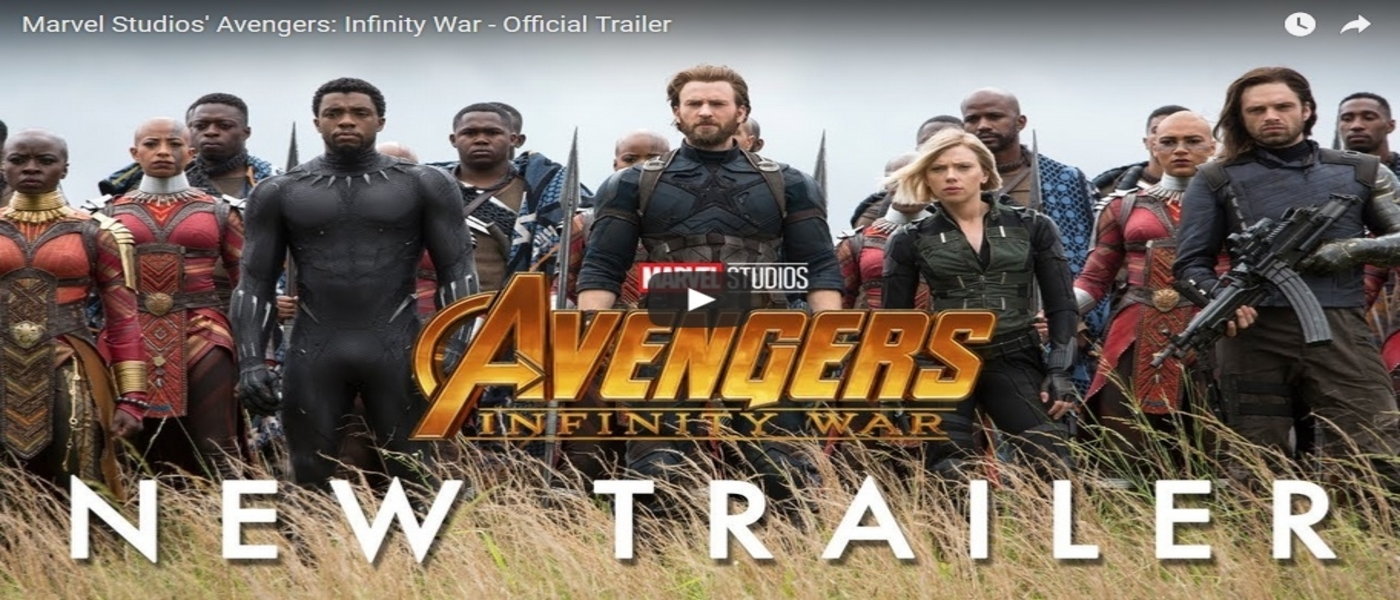 The Avengers Assemble in Infinity War's Epic Trailer!