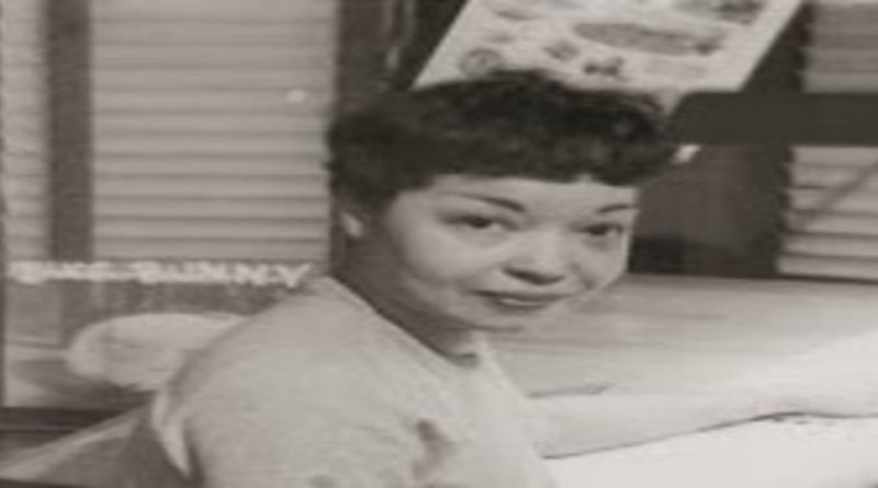Women's History Month Tribute: Jackie Ormes; creator of Torchy Brown, Candy and Patty-Jo 'n' Ginger