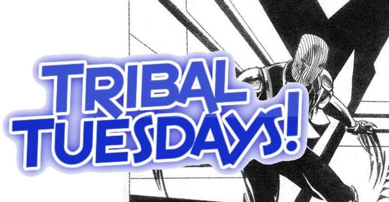 Tribal Tuesday: New Character!
