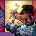 Black Panther's Sister Shuri to get Her Own Comic Series