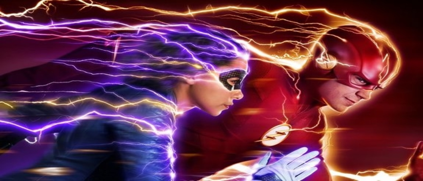 XS Races into Flash Season 5!