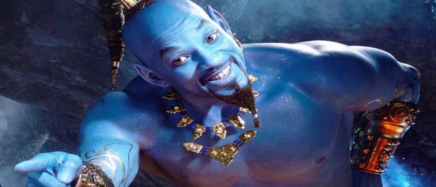 Aladdin Trailer!