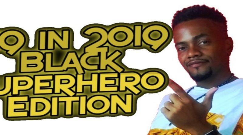 19 Comics To Read in 2019: Black Superhero Edition