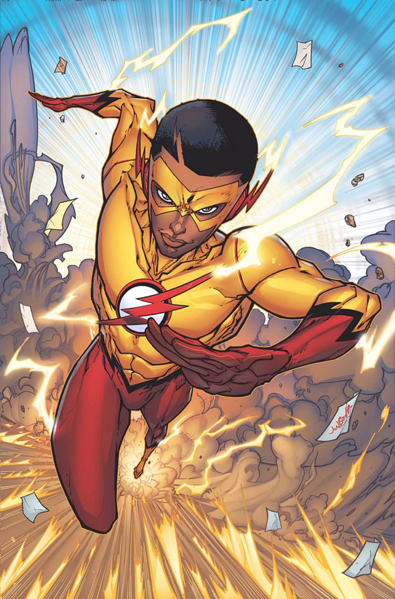 Wally West (Character) – WorldofBlackHeroes