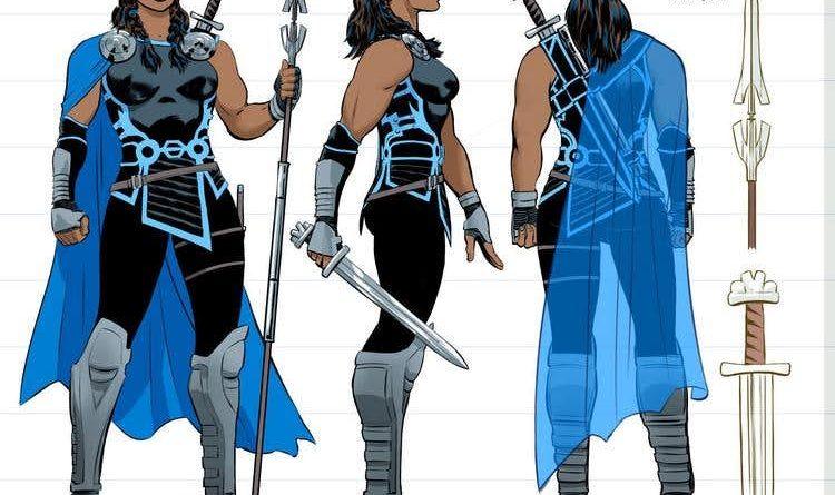 Thor: Ragnarok-Style Valkyrie Joins Marvel's Exiles