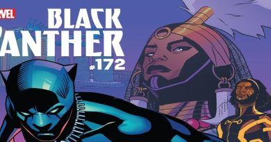 Black Panther #172 Review